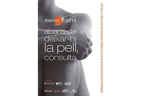 las farmacias de barcelona ponen en marcha la campana atencio pell