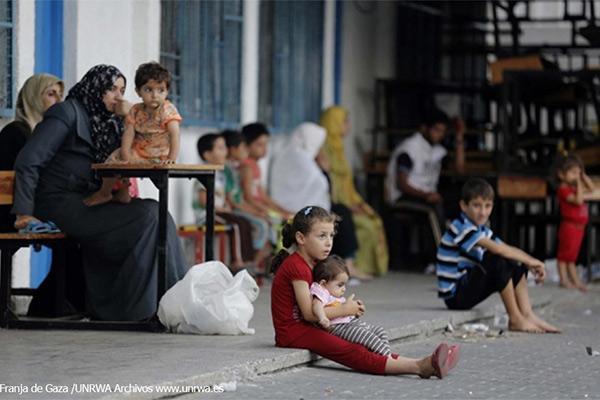 farmamundi se solidariza con la poblacion de gaza