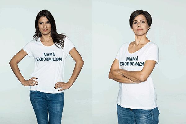 las madres se han convertido en exdormilonas y exordenadas