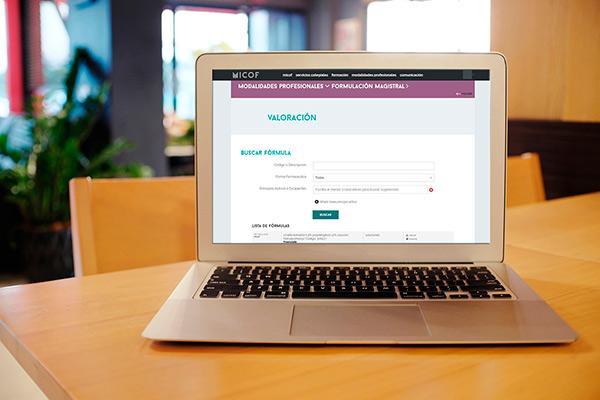 el micof ofrece un nuevo servicio online de valoracion de formulas magistrales