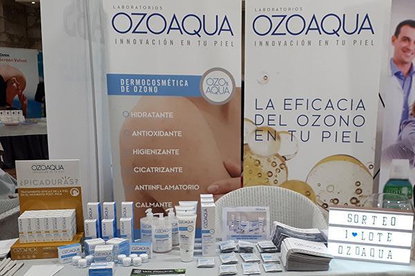 ozoaqua apuesta por la innovacion en la dermocosmetica de ozono