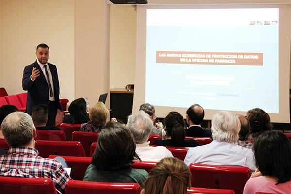 el cof de toledo ofrece una charla sobre las novedades legales en proteccin de datos