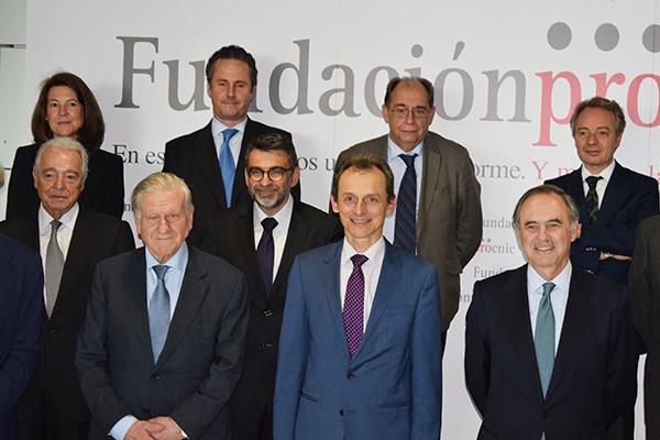el cnic da la bienvenida al nuevo ministro de ciencia e innovacin pedro duque