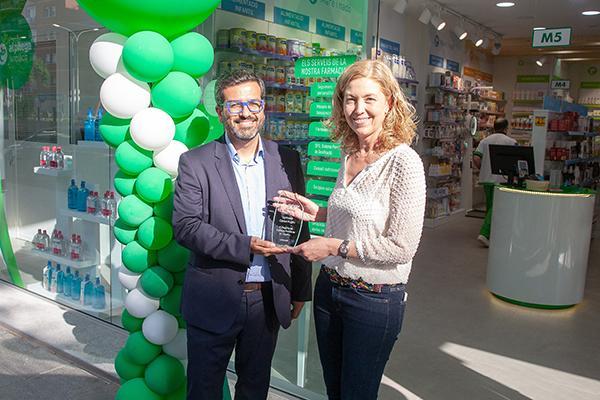 alphega farmacia inaugura su 1 flagship en espana