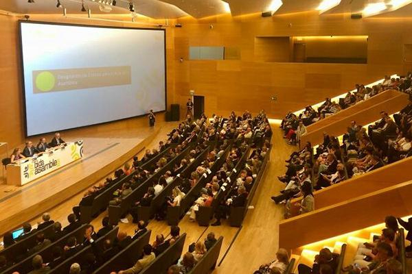 bidafarma celebra su primera asamblea general de socios en granada