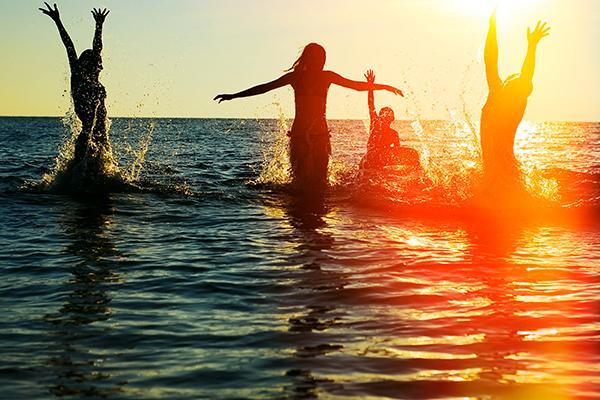 diez claves para unas vacaciones saludables