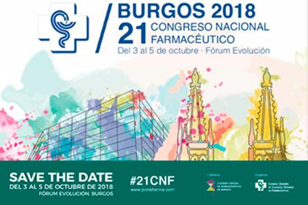 enva tu comunicacin al 21 congreso nacional farmacutico hasta el 10 de julio