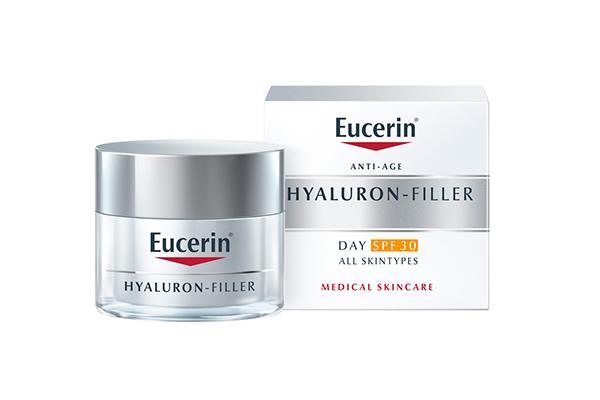 eucerinsup suphyaluronfiller ahora con factor de proteccion fps 30