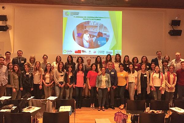 exito de participacion en las vi jornadas de cooperacion farmaceutica