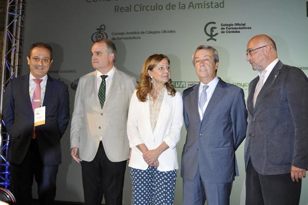 la farmacia andaluza pide valentia a las administraciones para afrontar las innovaciones que necesita el sistema sanitario