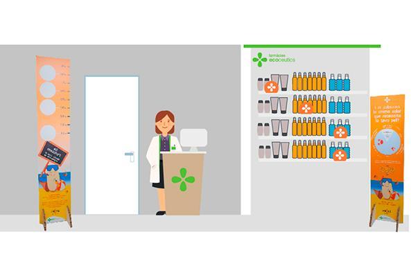 farmacias ecoceutics apuesta por la verticalizacin de las categoras