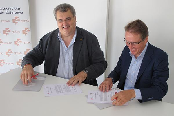fefac firma un acuerdo de colaboracin con beauty cluster barcelona