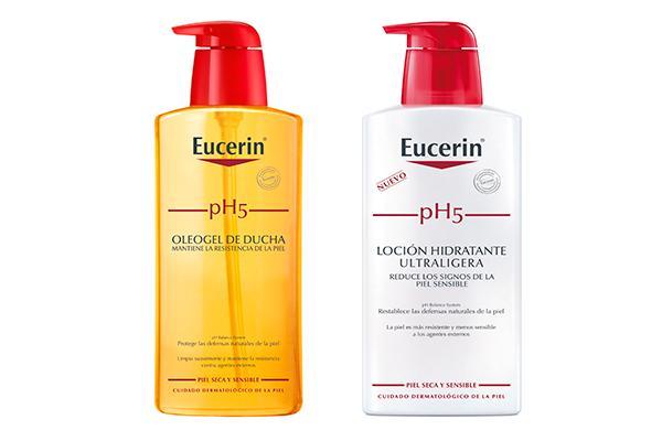 piel hidratada al instante y con efecto seda todo el verano