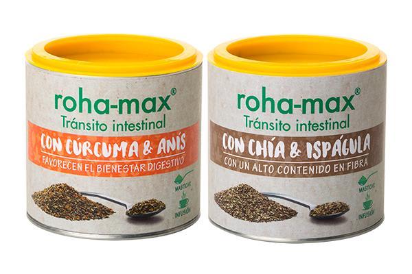 rohamax anade un plus de superalimentos en la formulacion de sus dos novedades