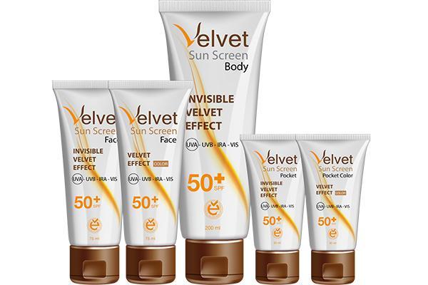 velvet sunscreen el protector solar que se adapta a tu da a da