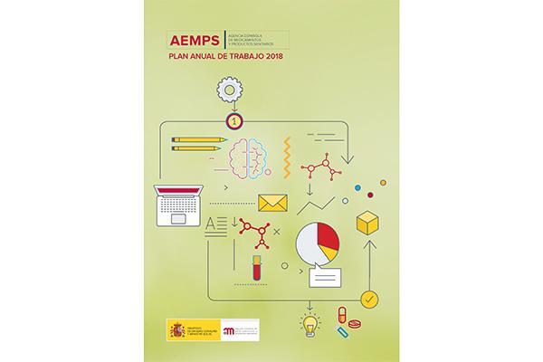 la aemps publica su plan de trabajo 2018