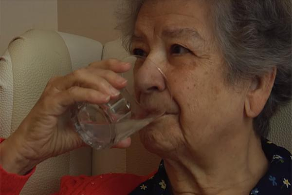 5000 mayores reciben consejos para mantener una adecuada hidratacion