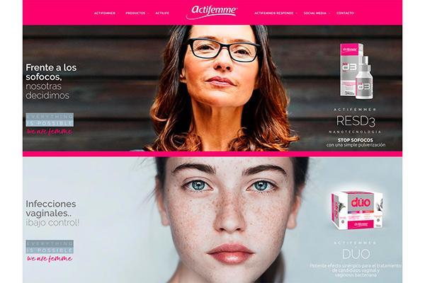 actifemmesupsup estrena pgina web para dar respuesta a todo lo que preocupa a las mujeres