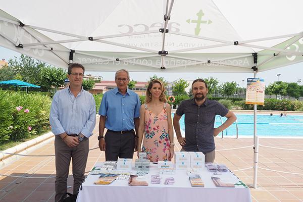 la campana sol sin riesgo llega a las piscinas municipales de zaragoza