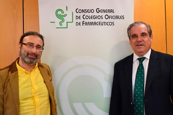 cgcof y colegas se unen para mejorar la calidad asistencial que ofrecen las farmacias al colectivo lgtbi
