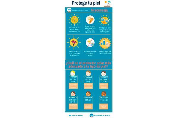 consejos para evitar que el verano pase factura a tu piel
