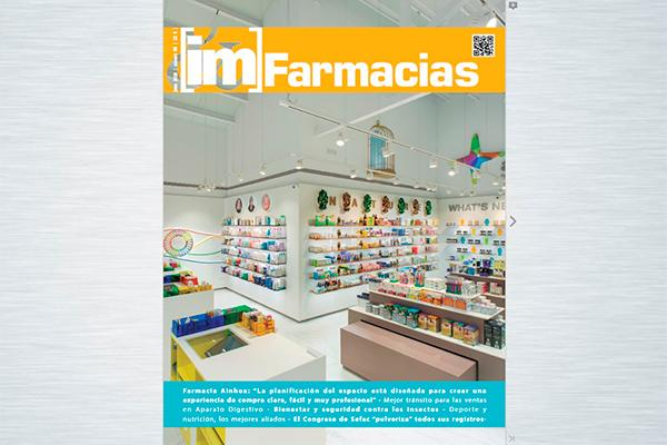 ya esta disponible la revista n86 de im farmacias