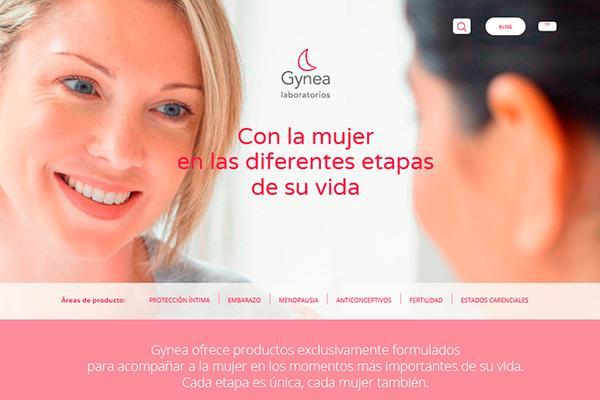 gynea estrena pagina web