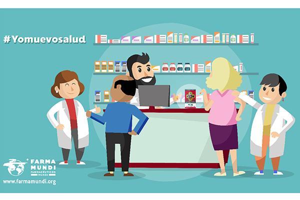 las huchas de farmamundi vuelven a las farmacias