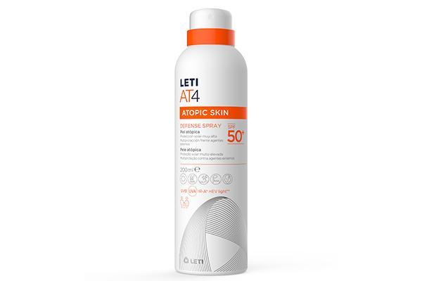 letiat4 defense spray el nuevo multiprotector de la piel atopica