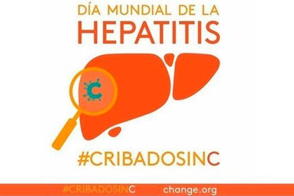 la meta es la eliminacion de la hepatitis c