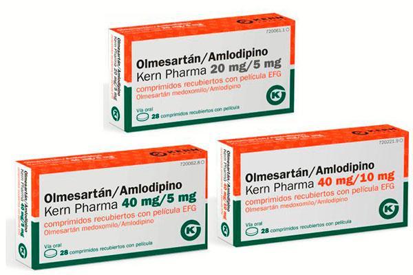 kern pharma amplia su vademecum para la hipertension arterial esencial con olmesartanamlodipino kern pharma efg