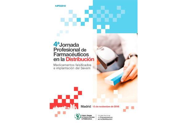 medicamentos falsificados e implantacion del sevem temas de la proxima jornada de distribucion farmaceutica