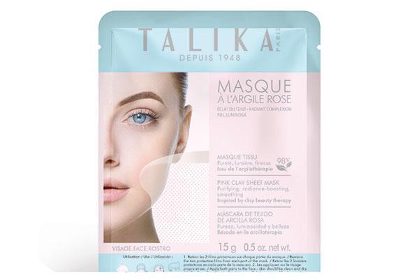 piel tan fresca como una rosa con la nueva mascara de talika