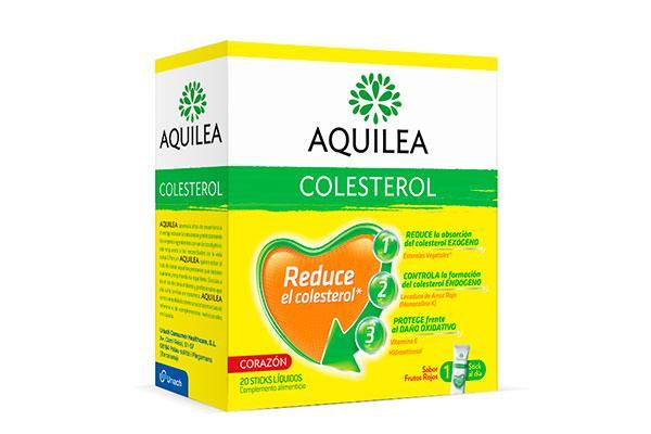 aquilea te ayuda a reducir el colesterol