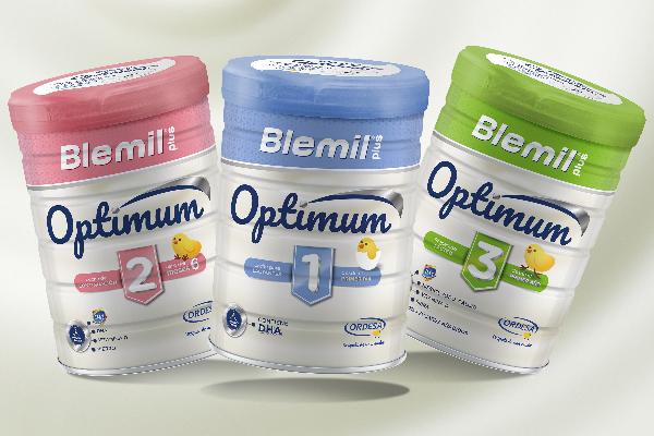 blemil plus optimum una leche infantil innovadora y de calidad superior