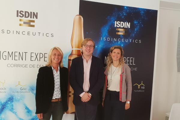 isdinceutics day amp night antimanchas combate la pigmentacin de la piel