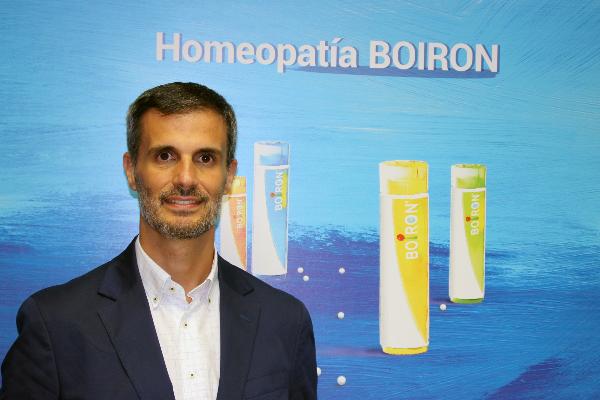 boiron espaa nombra a pedro beltrnhuertas director comercial y de marketing