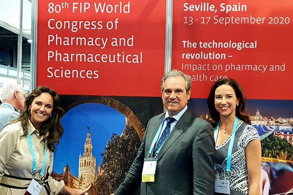 sevilla sede del 80 congreso mundial de farmacia y ciencias farmaceuticas