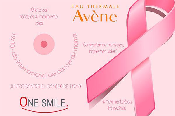 avene se une a la conmemoracion del dia contra el cancer de mama