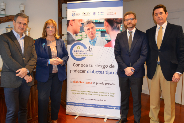 la campana diabetes en tu barrio vuelve a las farmacias de madrid
