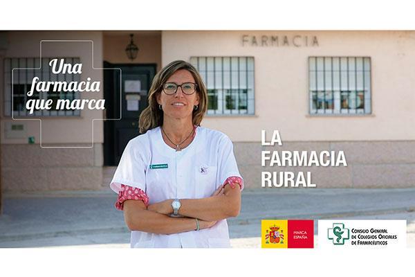 la campana una farmacia que marca da protagonismo a la farmacia rural