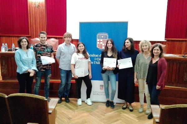 fedefarma y la ub entregan los vii premios de investigacion federacio farmaceutica