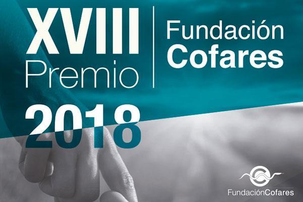 el grupo cofares convoca la xvii edicion del premio fundacion cofares
