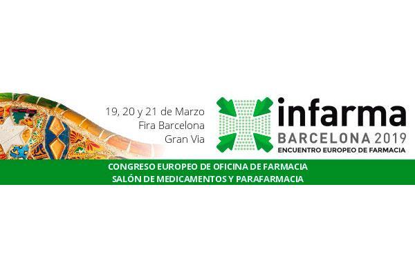 infarma barcelona 2019 amplia la superficie de exposicion