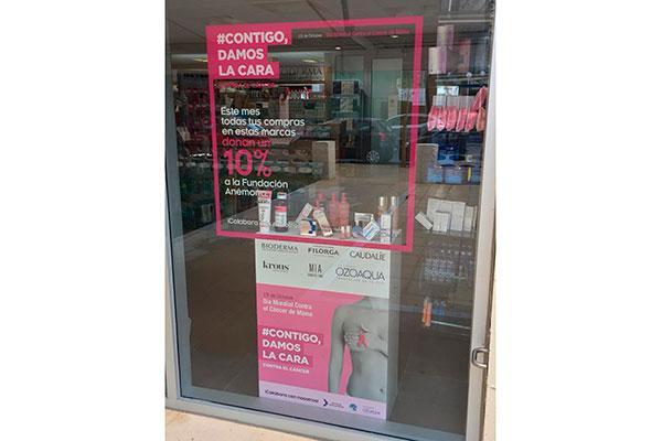 laboratorios ozoaqua compromiso con el cancer de mama