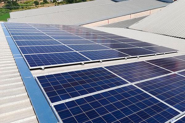 las placas solares llegan a fedefarma