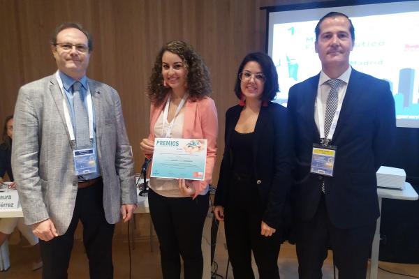 premiados dos proyectos que mejoran la adherencia terapeutica mediante el uso de spd