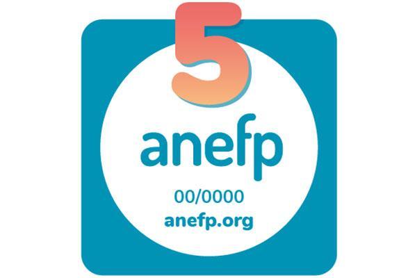 el sello anefp cumple 5 anos