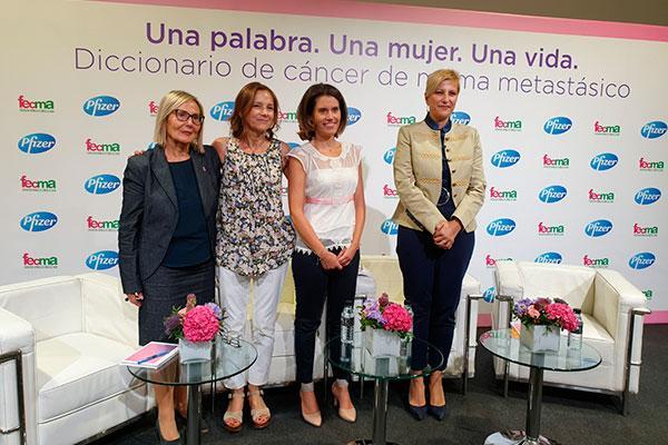 una palabra una mujer una vida el diccionario del cancer de mama metastasico