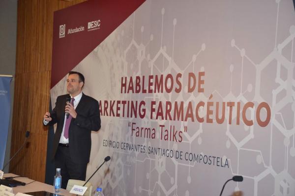 fedefarma expone su modelo de acompanamiento a la farmacia en farma talks